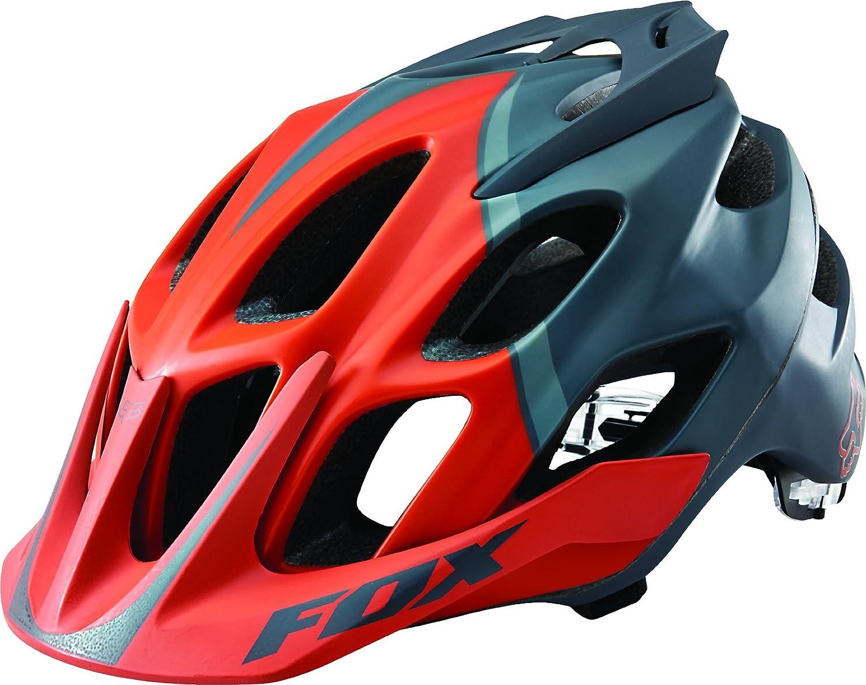 Fox Head Flux - Casco para Hombre para Bicicleta de montaña, Color ...