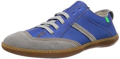 El Naturalista El Viajero NW273, Unisex-Erwachsene Sneakers, blau (Bluing-Grey), Gr. 35 EU