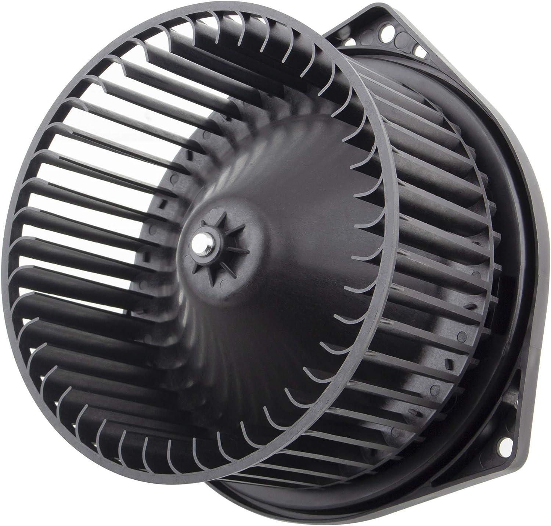MYSMOT Blower Motor Fan Assembly for INFINITI 99-02 Infiniti G20, 96-99 Infiniti I30, 97-03 Infiniti QX4, 95-99 Nissan Maxima, 96-04 Nissan Pathfinder 27220-7J201
