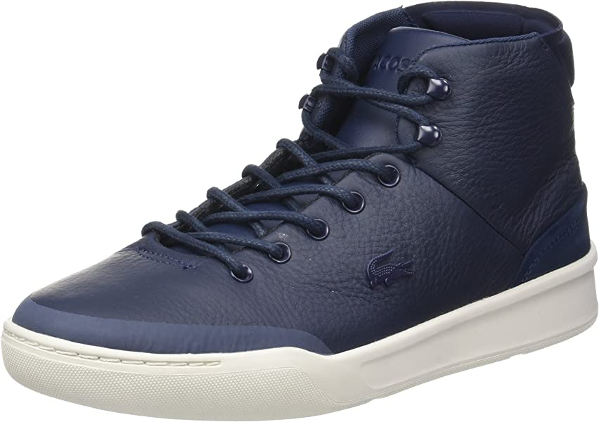 08dd4f6b71fb Lacoste Men s Explorateur Classic 317 1 High-top Trainers
