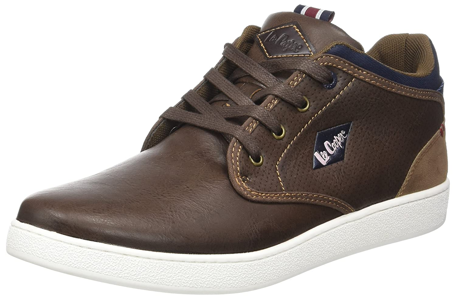 Lee Cooper Bays, Baskets Basses Homme
