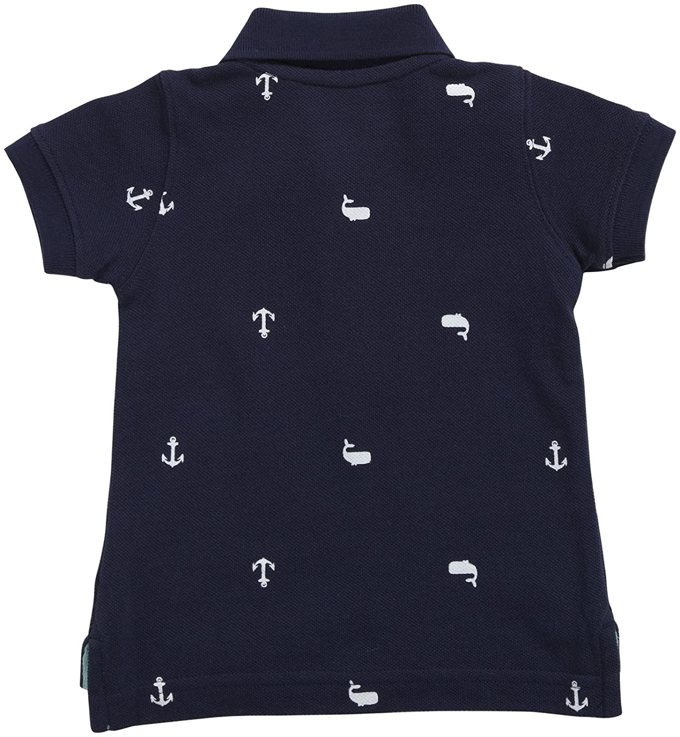 Carter s Baby Boys  Polo (Baby) Navy) Carter s 263B146  1541662654 ... 7e52b0b92