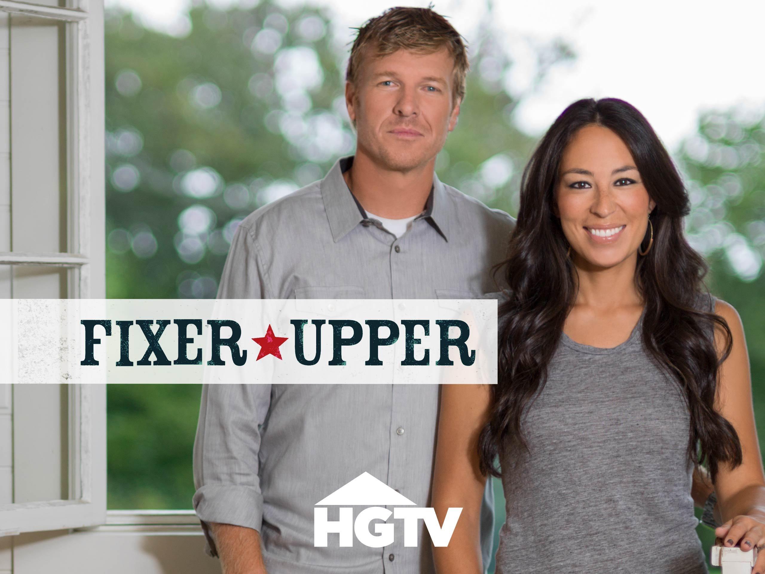fixer upper netflix