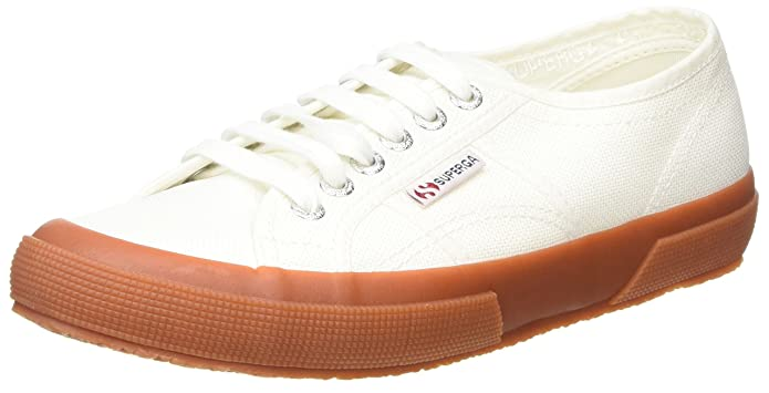 Superga GS000010U Scarpe Sportive Basse Unisex Adulto Bianco White