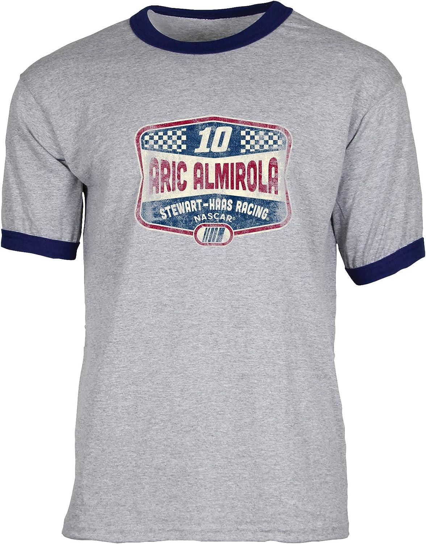 Ouray Sportswear NASCAR S//S Ringer Tee