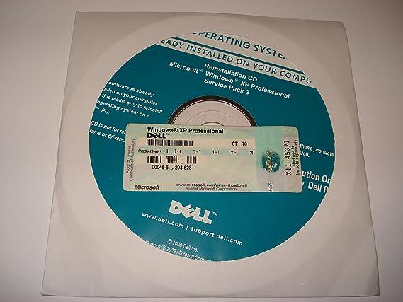 Microsoft Windows XP Professional OEM PC Service Pack 3