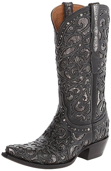 b656fc9fffe Lucchese Bootmaker Women's Sierra Western Boot