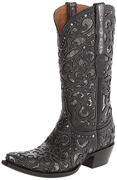2e148570725 Lucchese Bootmaker Women's Sierra Western Boot