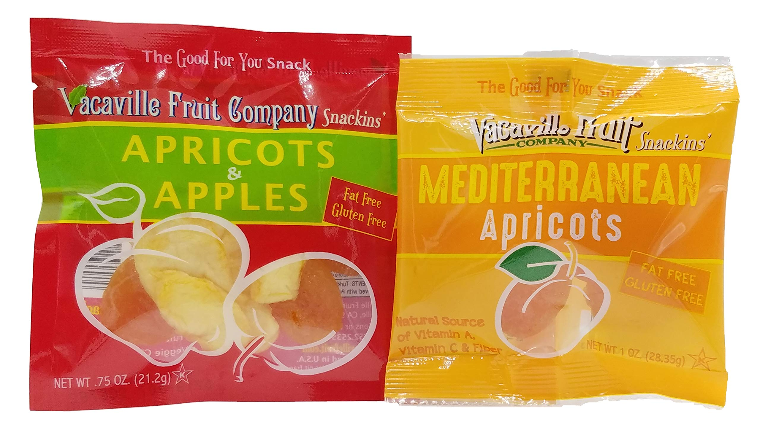 Vacaville Fruit Company Snackins' Assortment (24 bags)