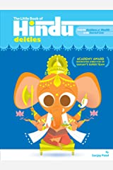 The Little Book of Hindu Deities: From the Goddess of Wealth to the Sacred Cow Paperback