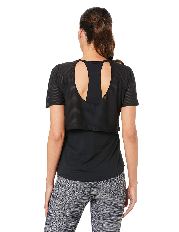 Nike Damen W Nk Air Top Ss Gx T Shirt