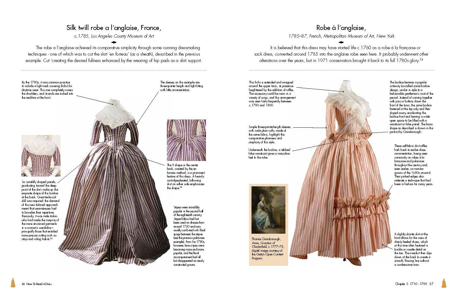 How to Read a Dress: A Guide to Changing Fashion from the 16th to the 20th  Century: Lydia Edwards: 9781472533272: Amazon.com: Books