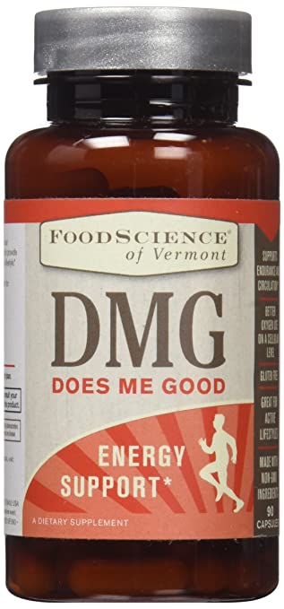 Amazon com: Food Science of Vermont DMG Supplement, 90 Count