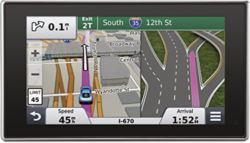 Garmin n vi 3597LMTHD 5-Inch Portable Bluetooth Vehicle GPS with Lifetime Maps and HD Traffic