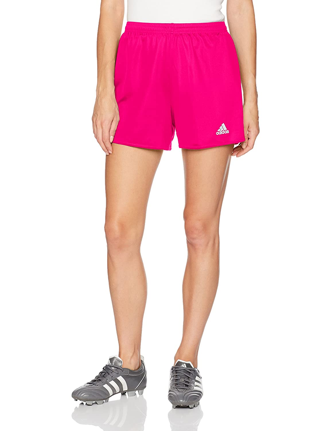 adidas Performance Women's Parma 16 Shorts, Bright Pink, Large INLJC S1606GHTM010W