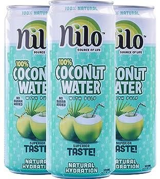 NILO 100% Pure Coconut Water