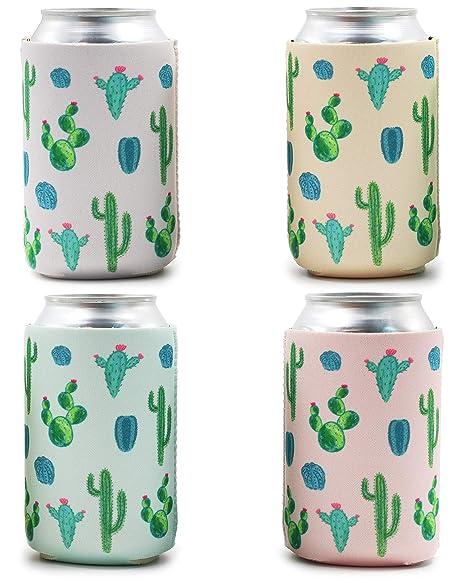 Amazon.com: – Manga de cerveza paquete de 12 cactus puede ...
