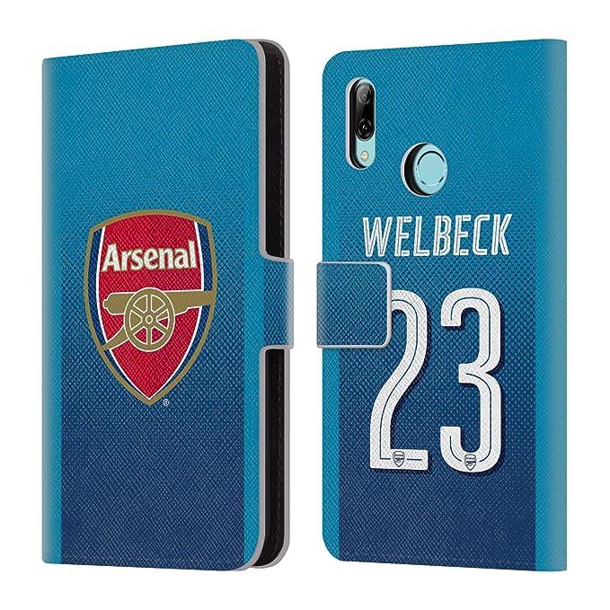 on sale 85d77 3617b Amazon.com: Official Arsenal FC Danny Welbeck 2017/18 ...
