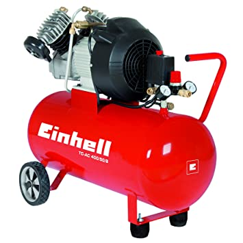 Einhell Compresor TC de AC 400/50/8, 2,2 kW,