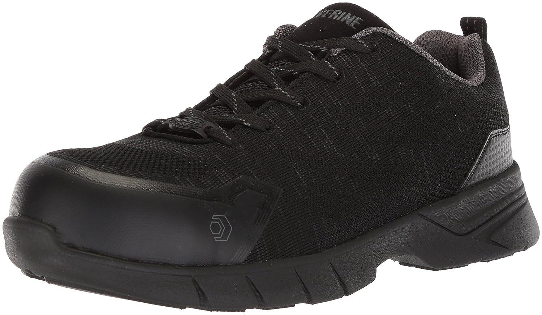 3632899eee1 Amazon.com: Wolverine Jetstream 2 CarbonMax Safety Toe Shoe Women: Shoes