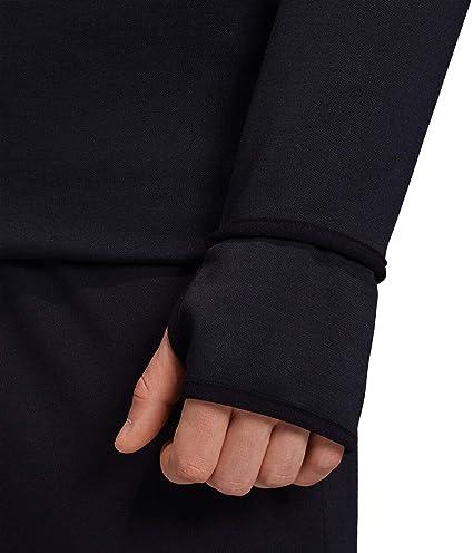 adidas M Zne HD FR Sweat Shirt Homme