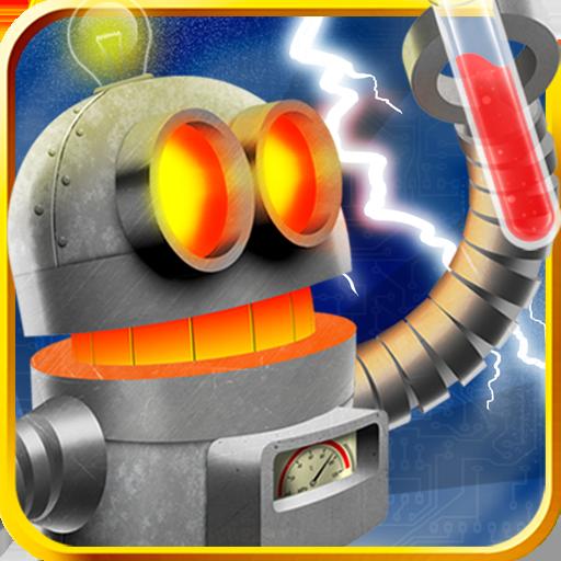 Pinball Robot Lab (Best Pinball App Android)
