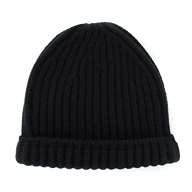 61acb2516f7 Image Unavailable. Image not available for. Color  Svevo Parma New Solid  Off White Cashmere Beanie Hat