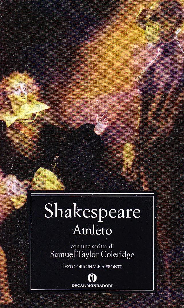 hamlet testo a fronte  : Amleto - William Shakespeare, E. Montale - Libri