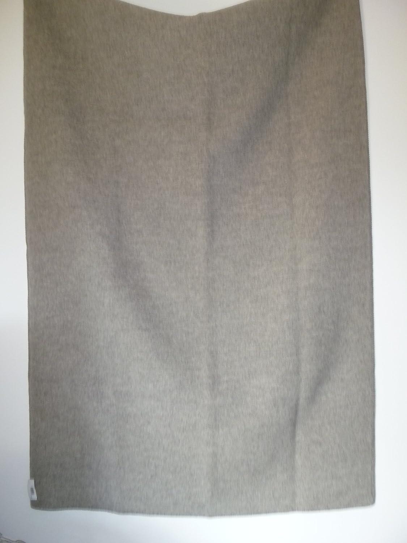 Roros Tweed Modell Stemor - Plaid im Dessin 6513 Überwurf – finewool Überwurf 6513  Esche (200 cm x 130 cm) 04e2d5
