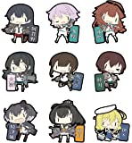 スカイネット 艦隊これくしょん ラバーキーホルダー Vol.8 (BOX)