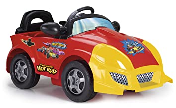 Feber Coche Infantil Eléctrico Mickeyfamosa 800010941 – 0mNw8n