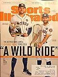 Sports Illustrated Magazine (November 13, 2017) Houston Astros World Series Champions Cover