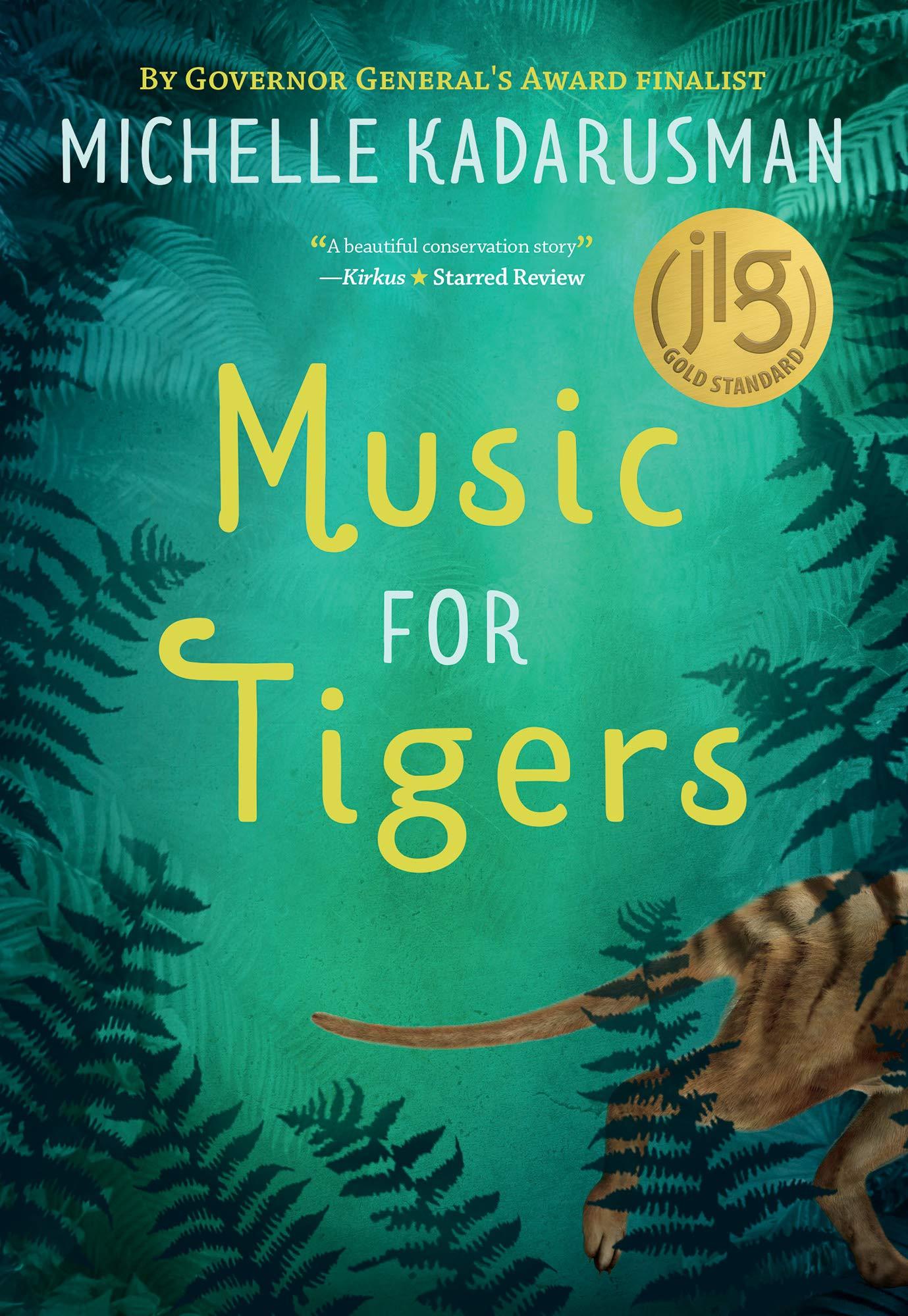 Music for Tigers: Kadarusman, Michelle: 9781772780543: Amazon.com: Books