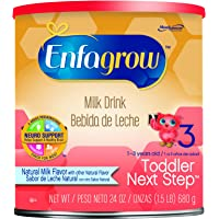 4-Pack Enfagrow Next Step Natural Milk Powder Can