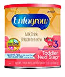 Amazon Price History for:Enfagrow Next Step Natural Milk Powder Can, 24 Ounce (Pack of 4)