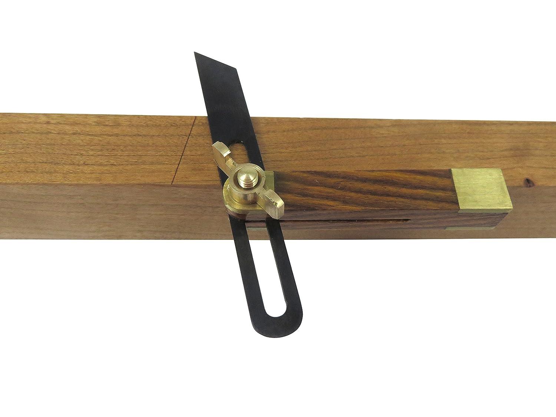 """Taytools 469348 Adjustable Sliding Bevel Dovetail Marker Miniature 3-3//4/"""" Sliding Bevel Gauge Taylor Toolworks"""
