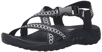 Reggae Women's Sandal Kooky Flat Skechers j54ALR