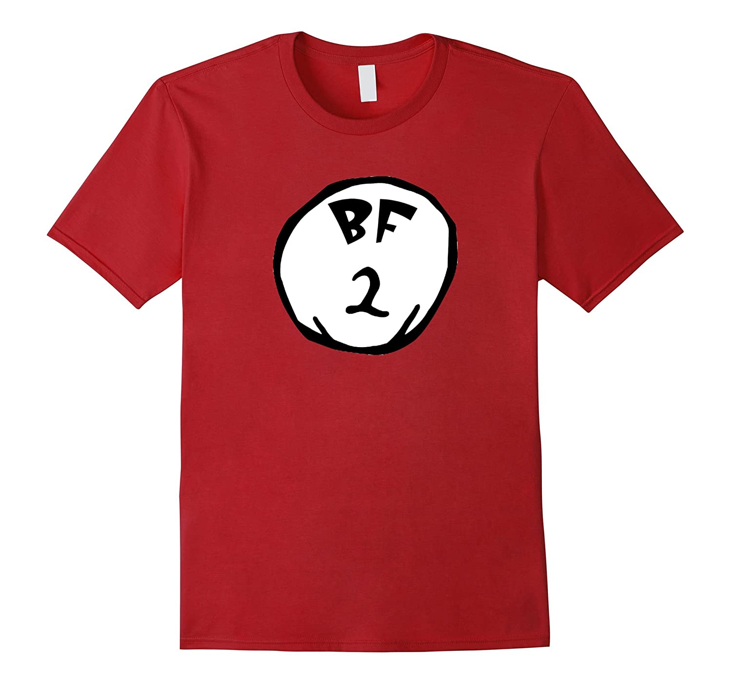 BF 2 Funny T-Shirt-Art