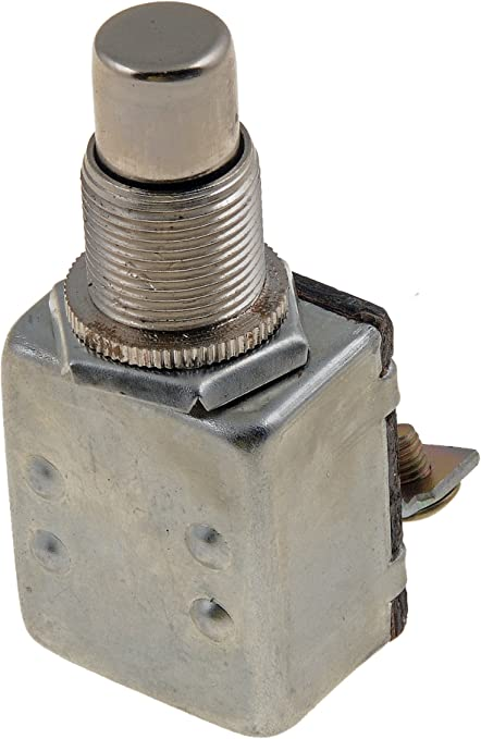 Push Button Metal Dorman 85935 Starter Switches Electrical Switches