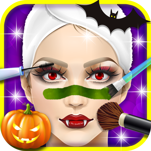 Halloween SPA - kids games -