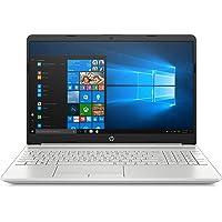 """HP Laptop, Pantalla de 15"""" FHD, Procesador Core i7-8565U, 8GB RAM, 1TB HDD, Sistema operativo Windows 10, Color Natural Silver (15-dw0005la)"""