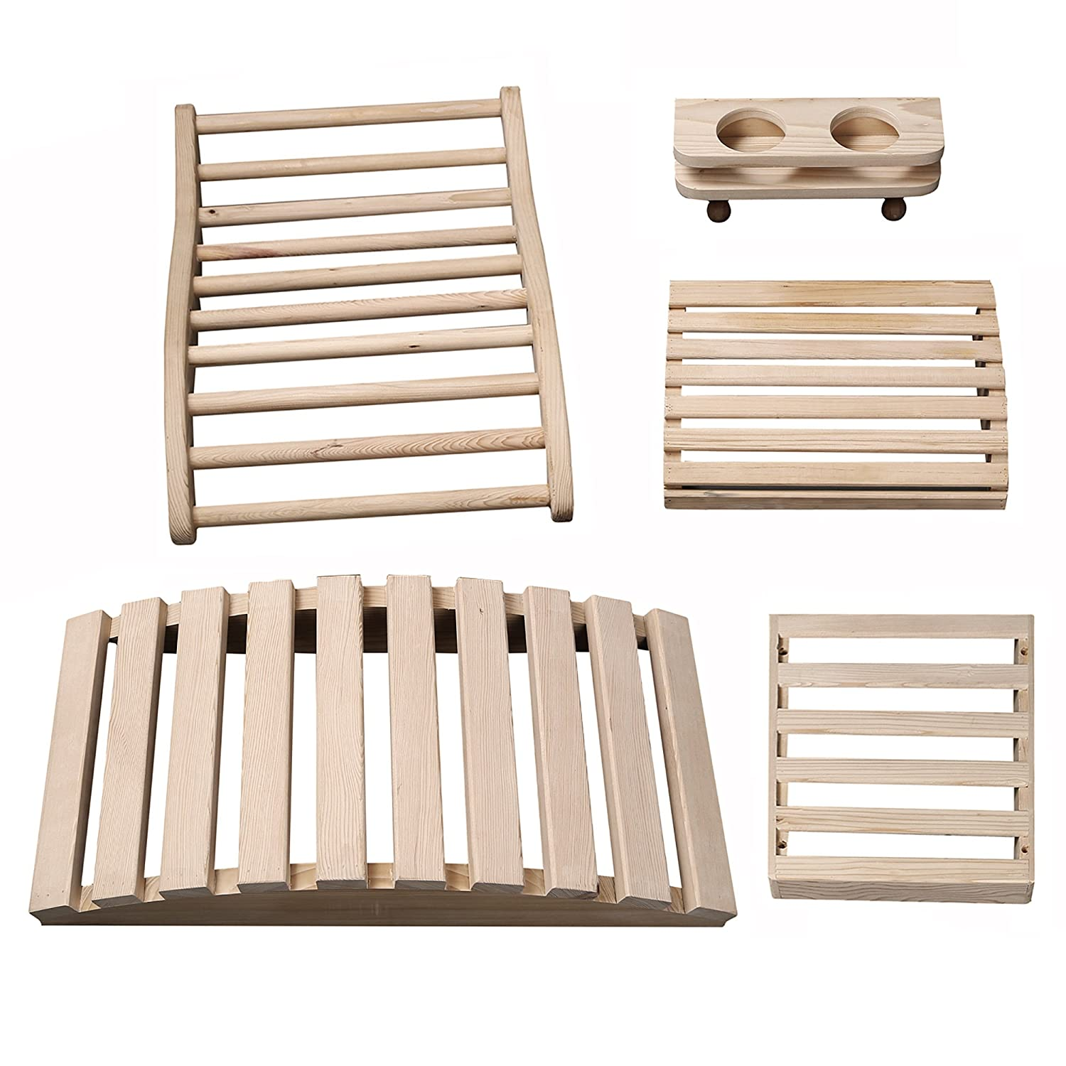 Radiant Saunas SA5024 Deluxe Accessory Kit, 23.625
