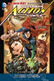 Superman: Action Comics Vol. 4: Hybrid (The New 52) (Superman Action Comics: The New 52!)