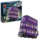 LEGO Harry Potter y el Prisionero de Azkabán (403 Elementos): Autobús Noctámbulo (75957) Building Kit