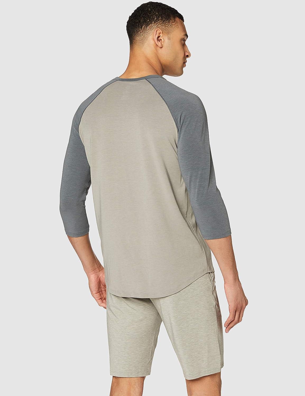 Under Armour Recovery Sleepwear Henley Ropa Interior Hombre