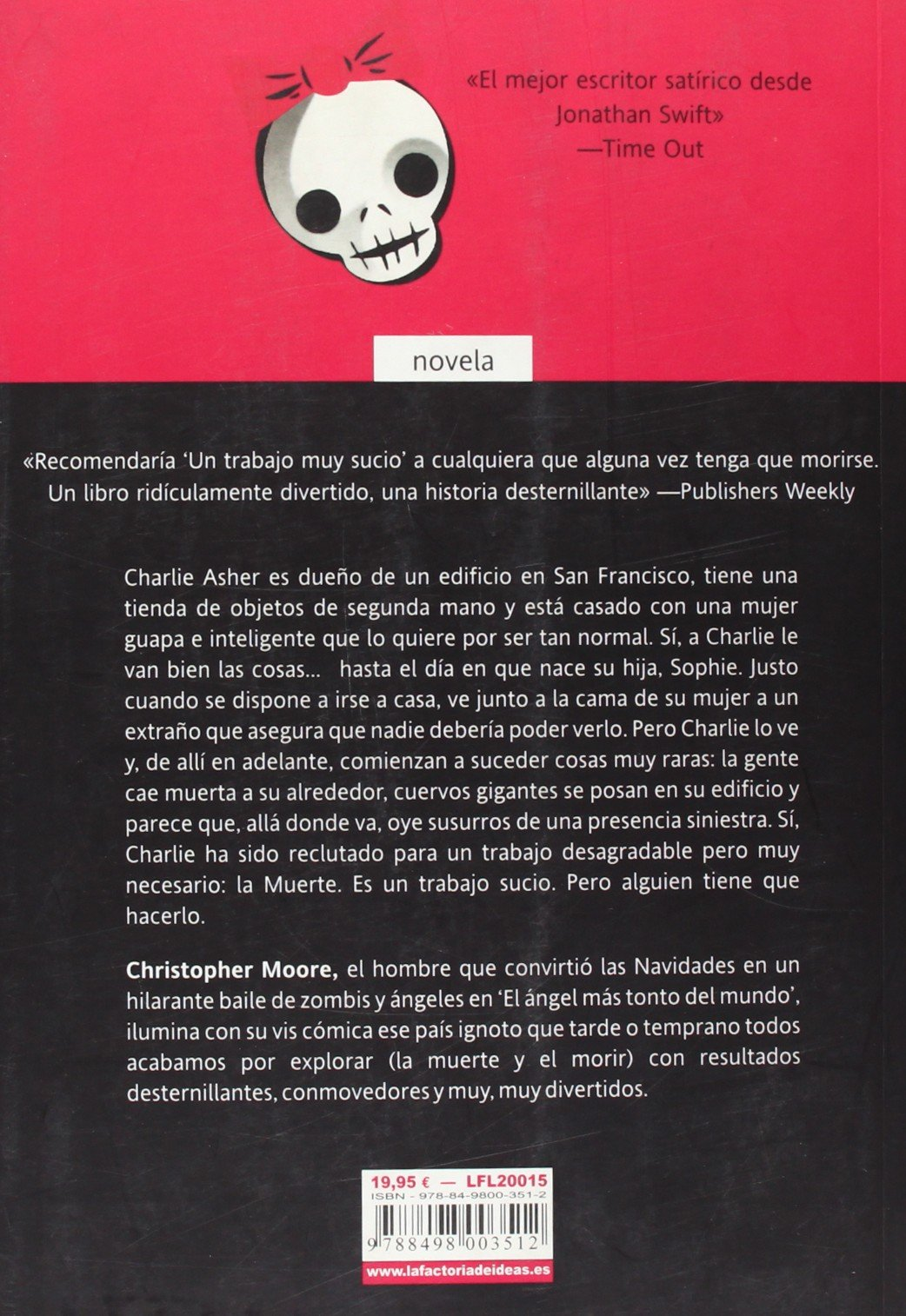 UN TRABAJO MUY SUCIO (Best Seller) (Spanish Edition)