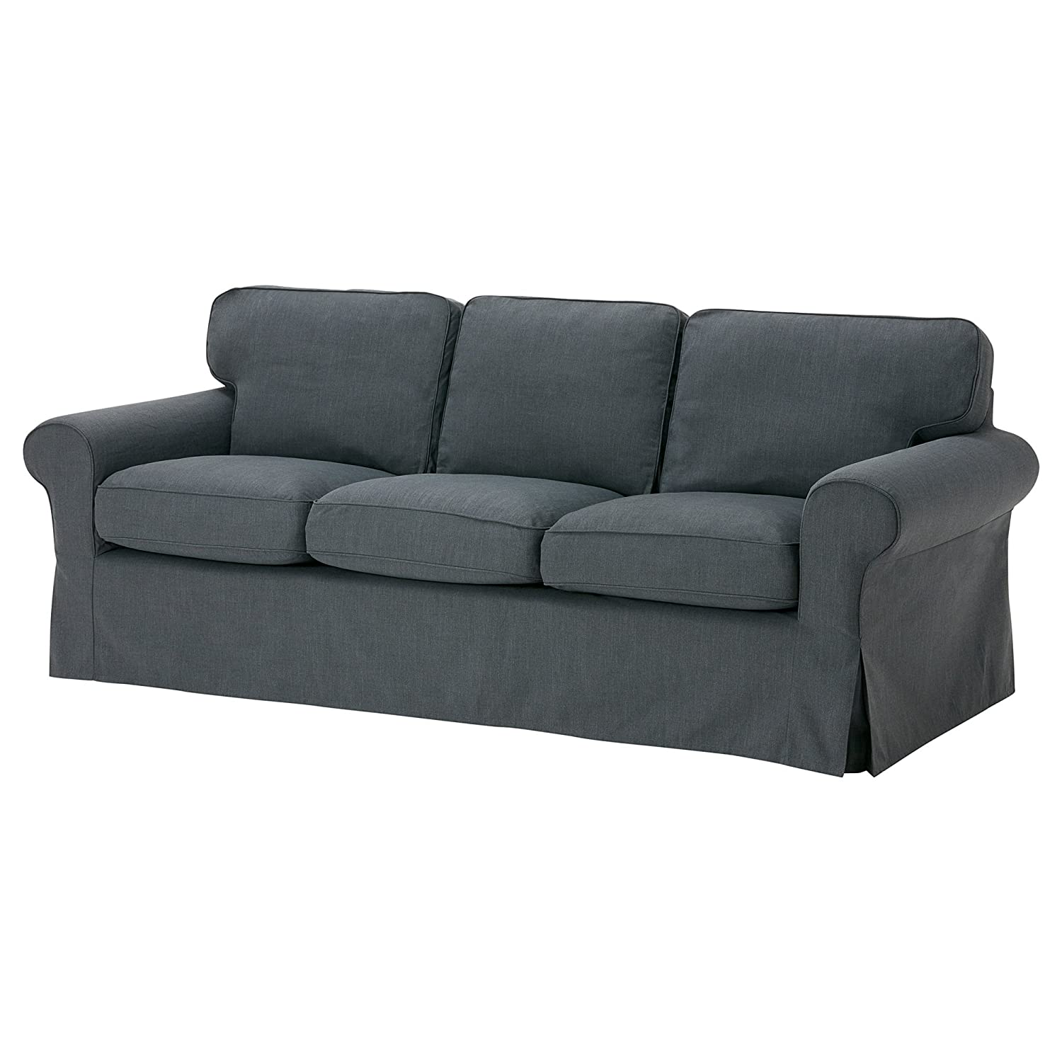 IKEA Cover for Ektorp 3.5-Seat Sofa (for 98