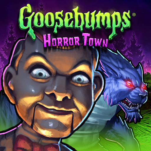 Goosebumps HorrorTown - Monsters City Builder -