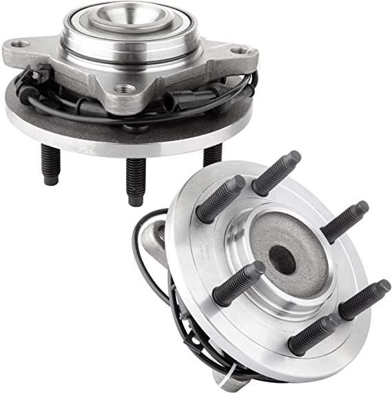 OCPTY New Wheel Hub Bearings Rear 6 Lugs w//ABS Compatible for Ford Expedition Navigator Lincoln 2003-2006 with OE 541001 Pack of 1