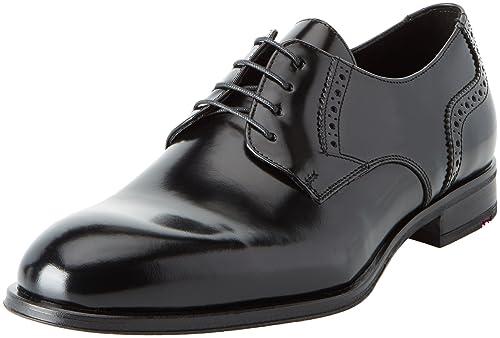Lloyd Major, Zapatos de Cordones Derby para Hombre, Negro (Schwarz 0), 40 EU Lloyd